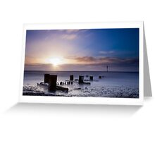In Amongst the Mists Greeting Card