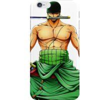 zorro sword iPhone Case/Skin