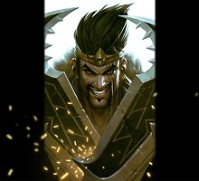 Draven League of Legends by LexyLady