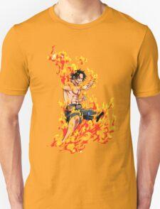 luffi fire T-Shirt