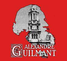 [2nd version] Alexandre Guilmant & the Eglise de la Sainte-Trinité T-Shirt