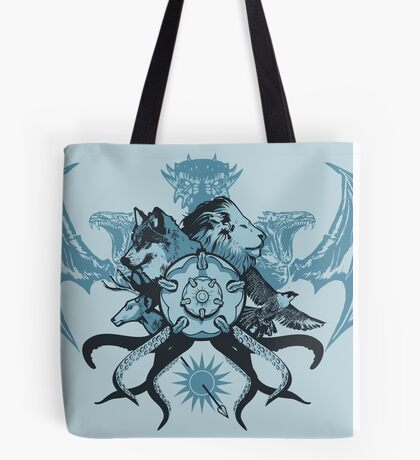 What is Thy Last Name, Ser? Tote Bag