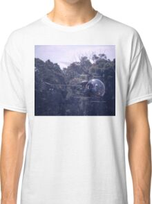 Bell 47 Helicopter @  Nowra, Australia 1997 Classic T-Shirt