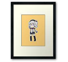 Kashima Kantai Collection Framed Print