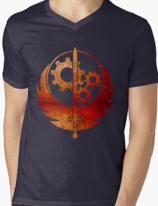 The brotherhood Mens V-Neck T-Shirt