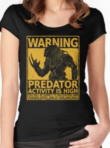 Hunting Season Women's Fitted Scoop T-Shirt