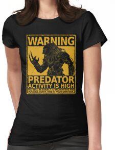 Hunting Season Womens Fitted T-Shirt