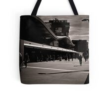 The commuters Tote Bag