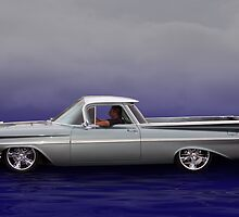 el 59 Camino by WildBillPho