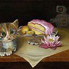 Robot Finds Kitten by Beth Lerman