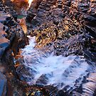 Hancock Gorge, Karijini National Park by Jillian Holmes
