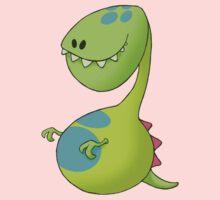Dinosaur ~ Green Kids Clothes
