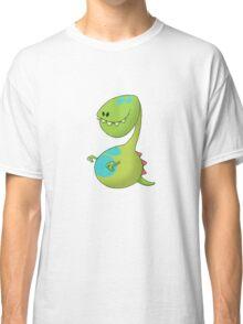 Dinosaur ~ Green Classic T-Shirt