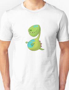 Dinosaur ~ Green T-Shirt