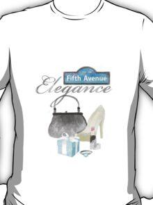 5th Avenue Elegance T-Shirt