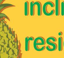 Psych Theme  Sticker