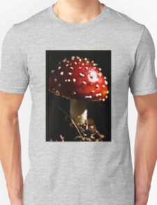 Baby red toadstool Unisex T-Shirt