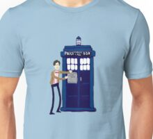 Welcome to my Tardis Unisex T-Shirt