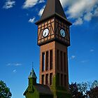 Kentucky Clock Tower by Phil Campus