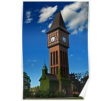 Kentucky Clock Tower Poster