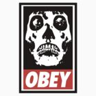 Obey by AngryMongo