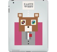 K. West iPad Case/Skin