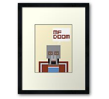 Metal Face Framed Print