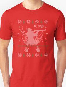 Duck Hunting Christmas T-Shirt