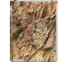 Colours in the rock iPad Case/Skin