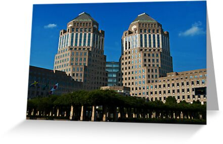 Procter & Gamble Building by Phil Campus