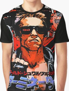 T-800 Graphic T-Shirt