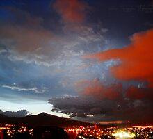 ©HCS Red Night I by OmarHernandez