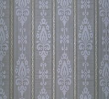 Retro 1970's Wall Paper by Andrew Turley