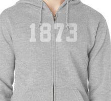 OASIS Public School #1873 v2 Zipped Hoodie