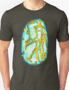 Watercolor Turquoise – December Birthstone T-Shirt