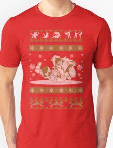 Jiu Jitsu Ugly Christmas T-Shirt