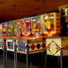 tiny pinball collection by david balber