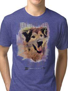 Bear Your Heart Tri-blend T-Shirt