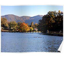 Lake Junaluska #1 Poster
