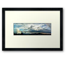 ©HCS Mystic Sky II Framed Print
