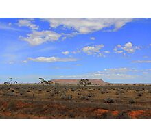 South Australia Arid Zone Photographic Print