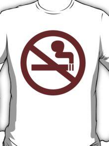 No-Smoking T-Shirt