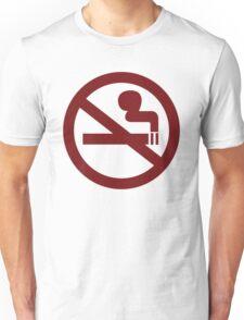 No-Smoking Unisex T-Shirt
