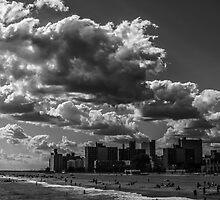 Partly Cloudy by EdwardKay
