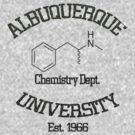 Albuquerque University - Breaking Bad by richobullet