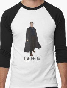 Love the Coat Men's Baseball ¾ T-Shirt