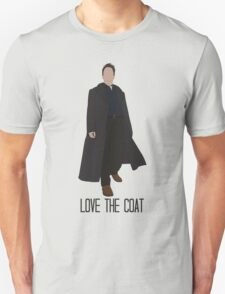 Love the Coat Unisex T-Shirt