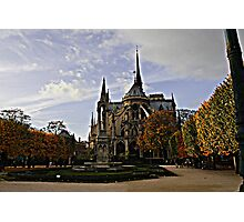 Cathedral Notre Dame Photographic Print