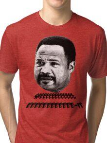 Clay Davis 2 Tri-blend T-Shirt