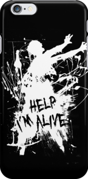 Help I'm Alive by lepiraterex